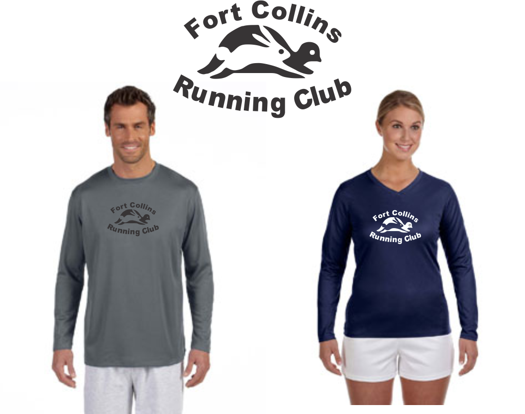 FCRC Long sleeve tee